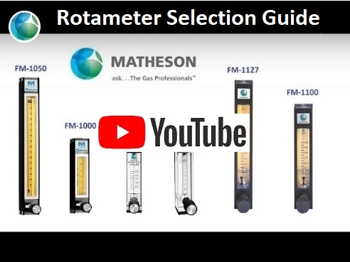 Rotameter Selection Video