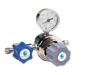 3450 Series High-Flow (0.6 Cv) Line Regulator - SS