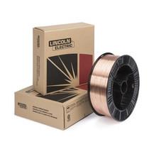 Lincoln SuperArc® L-56 - .035 inch dia (0.9 mm) - ED032927 - 33 lb Plastic Spool