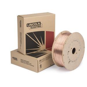 Lincoln SuperArc® L-56 - .035 inch dia (0.9 mm) - ED025945 - 44 lb Steel Spool