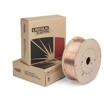 Lincoln SuperArc® L-56 - .045 inch dia (1.1 mm) - ED021276 - 44 lb Fiber Spool