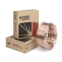 Lincoln SuperArc® L-56 - .045 inch dia (1.1 mm) - ED031412 - 33 lb Steel Spool
