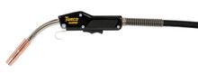 Tweco 10401136 No. 4 Air-Cooled MIG Gun - 035-045 - 400A Miller M4153545