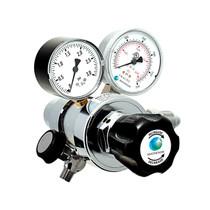 81-2 Series Dual Stage General Purpose Low Delivery Pressure Regulator - Brass