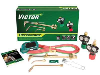 Victor Outfit Performer 540/510 EDGE Regulator 0384-2045