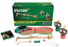 Victor Outfit Journeyman II 540/510 EDGE Regulator 0384-2041