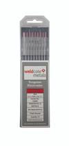 Weldcote Tungsten 3/32x7 2% Thoriated 10Pk