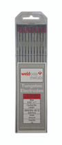 Weldcote Tungsten 5/32x7 2% Thoriated 10Pk