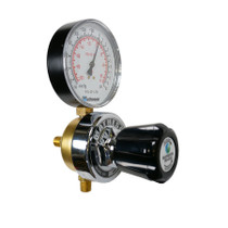 3491A Series General Purpose Vacuum Line Regulator - Brass