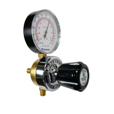 3491A Series General Purpose Vacuum Line Regulator - Brass
