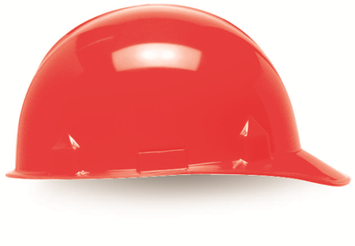 Jackson Hardhat SC-6 391 Red, 138-14841