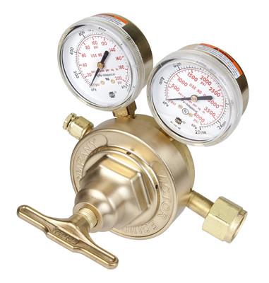 Victor Regulator SR 450D-540 5-125 PSI CGA540 Oxygen, 0781-0527