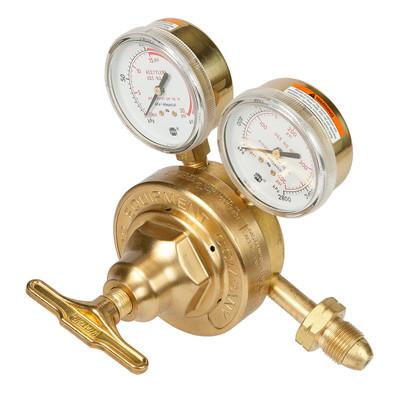 Victor Regulator SR461B-510 2-40 PSI  CGA 510 LP Gas, 0781-0589