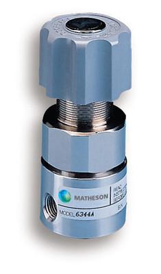 Model 6342A Precision Adjustable Relief Valve/Back Pressure Regulator