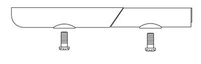 Tweco Insulator & Screw A5323, 99102103