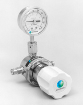 Model 9330 Series Ultra High-Purity Stainless Steel Line Regulator with Tied Diaphragm