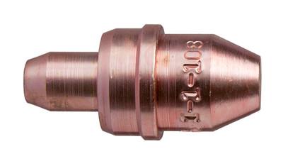 Victor Cutting Tip 1-1-108 STUB, 0330-0059