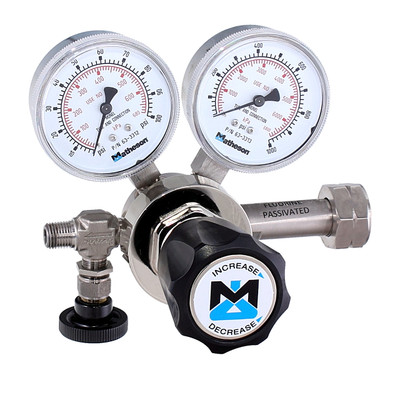 3225A Fluorine Regulator - Monel