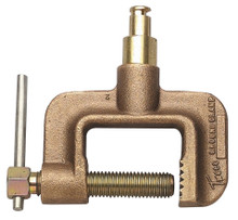 Tweco Roto-Work GC-600-TMP Ground Clamp (600A, Tweco Male Plug) Copper Alloy  92101202
