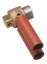 Tweco Roto-Ground RG-230 Ground Clamp Device (600A, 2-3/0, 1 Head) Rotary, Copper Alloy 92501123