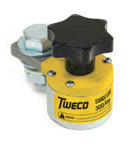 Tweco SMGC300 Ground Clamp (300A) Switchable Magnetic 92551061