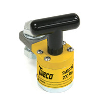 Tweco SMGC200 Ground Clamp (200A) Switchable Magnetic 92551060