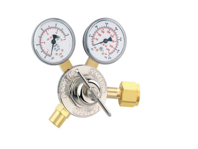 Smith Regulator Flowgauge CGA 320, 31-50-320