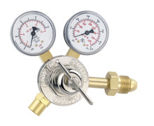 Smith Regulator Flowgauge CGA 580