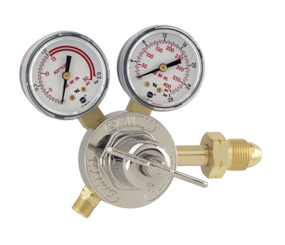 Smith Regulator Acetylene  15 PSI Series 30 CGA 510, 30-15-510
