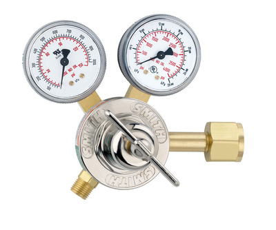 Smith Regulator Oxygen 100 PSI Series 30 CGA 540, 30-100-540