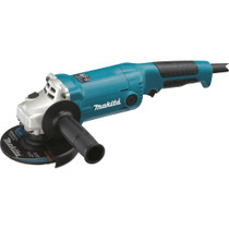 "Makita 5"" SJS Grinder With AC/DC Switch, 10.5 Amp, 11,000 RPM, GA5020"