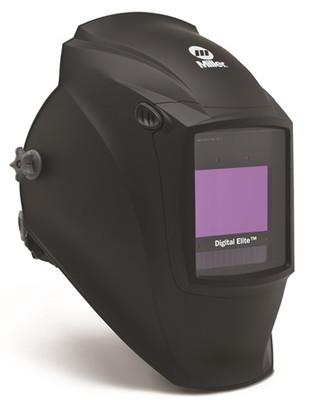 Miller Helmet Digital Elite, Black 257213