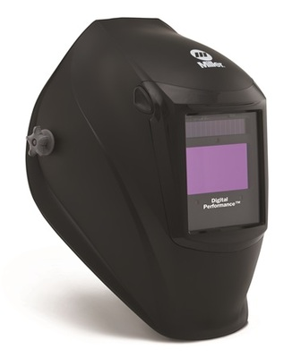Miller Helmet Digital Performance, Black 256159