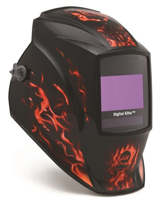 Miller Helmet Digital Elite, Inferno 257217