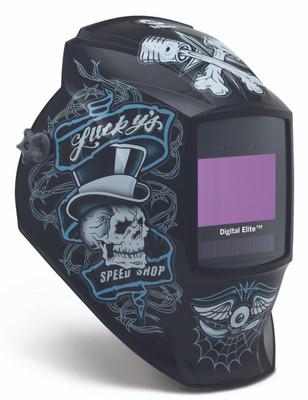 Miller Helmet Digital Elite, Lucky's Speed Shop 257214