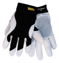 Goatskin Gloves with Spandex back, Tillman 1470