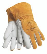 Goatskin MIG gloves, Tillman 48