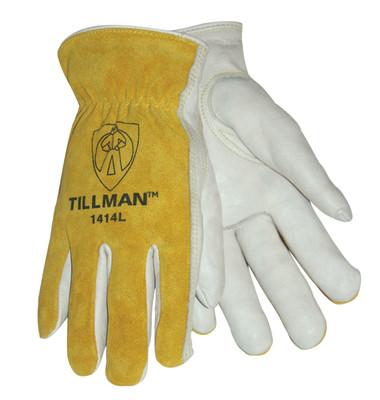 Cowhide Drivers gloves, Tillman 1414