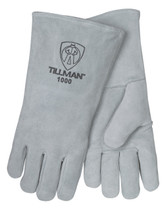 Tillman 1000 Cowhide Split Stick Welding Gloves, Large