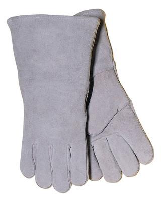 Tillman 1000X Economy Cowhide Split Stick Welding Gloves, Large