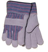 Tillman 1505X Cowhide Split Single Palm Work Gloves, Large