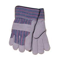 Tillman 1508 Economy Cowhide Split Single Palm Work Gloves, Large