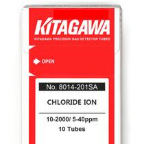 Gas Detector Tubes- Chloride Ion , 8014-201SA
