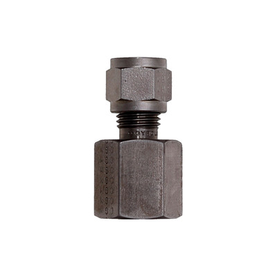 """Connector, 1/4"""" Compression by 1/4"""" FNPT, Monel"""