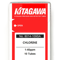 Gas Detector Tubes- Chlorine, 8014-109SA