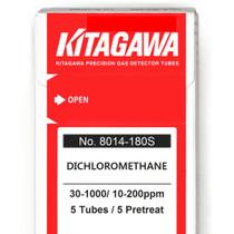 Dichloromethane, Gas Detector Tubes