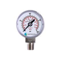 Small Pressure Gauge (SS)