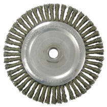 Stringer Bead Wheel Brush