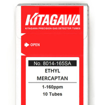Gas Detector Tubes- Ethyl Mercaptan , 8014-165SA