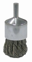 Knot Wire End Brush